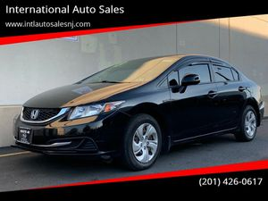2013 Honda Civic Sdn for Sale in Hasbrouck Heights, NJ