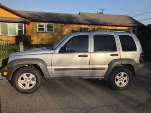 2007 Jeep Liberty for Sale in Garden Grove, CA