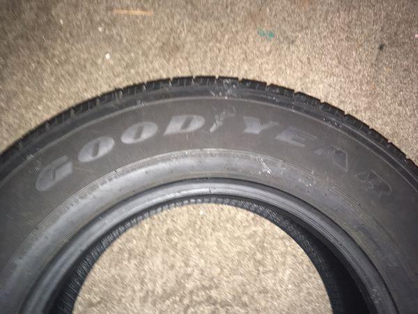 Goodyear Vivas all-seasons 205/70R15 tire