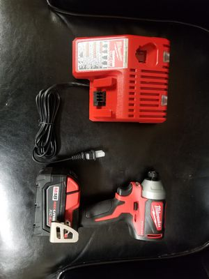 Milwaukee m18 for Sale in Wasco, CA