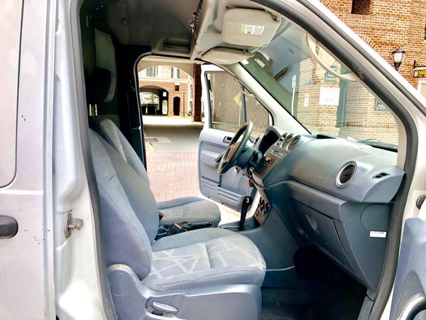 2014 Ford transit connect cargo work van Like new 128K