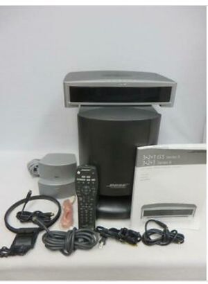 BOSE 3-2-1 Series ll Powered Speaker System for Sale in Los Banos, CA