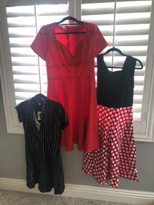 Women's dresses Disney Minnie cosplay jack skellington NBC dress for Sale in ARROWHED FARM, CA