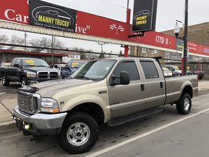 2002 Ford F-350 4X4 for Sale in Chicago, IL