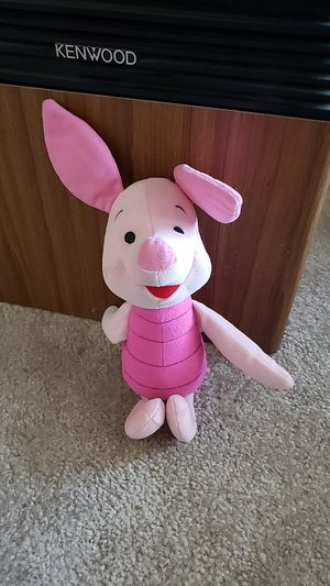 Disney piglet stuffed animal winnie the pooh for Sale in Redlands, CA