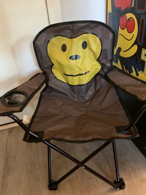 Folding monkey kids chair for Sale in Los Angeles, CA