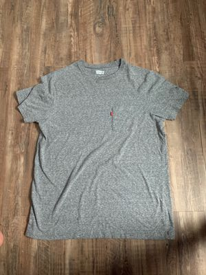 Levi's grey t-shirt for Sale in Leesburg, VA