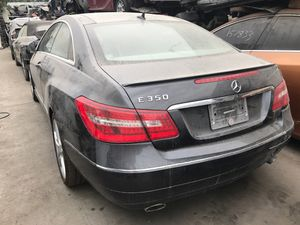 2012 Mercedes benz e350 coupe parting out for Sale in Burbank, CA