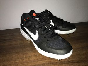 NIKE Huarache Baseball Cleats, Size 9.5 for Sale in Buena Park, CA
