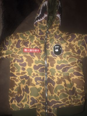 Bape Coat for Sale in North College Hill, OH