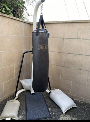 Punching Bag with Stand for Sale in Lawndale, CA