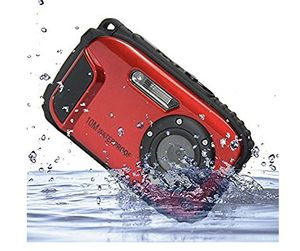 "NEW! Camera Waterproof Digital Video Camera 2.7"" TFT Screen 5mp Underwater 9 Mega 8x Zoom Digital Camera - Red for Sale in Stuart, FL"