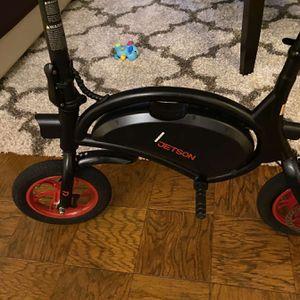 Jetson Bolt Electric Bike for Sale in Reston, VA