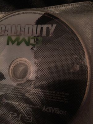 PS3 call of duty mw3 for Sale in Fontana, CA
