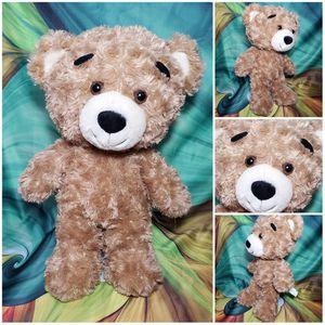 """Build-A-Bear Bearemy 2013 School Cool Big Head 16"""" Shaggy Teddy Bear BAB Plush for Sale in Dale, TX"""