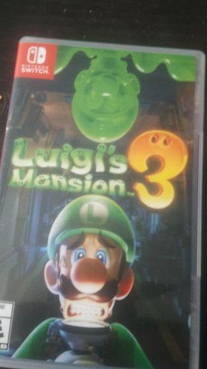 Luigi,s mansion 3 for Sale in Hemet, CA