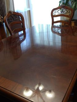 Large Heavy Wood Table for Sale in Portland,  OR