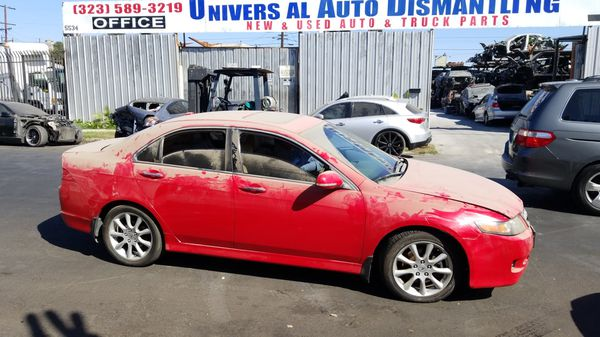 Acura TSX Sedan FWD 2006 Parts Out