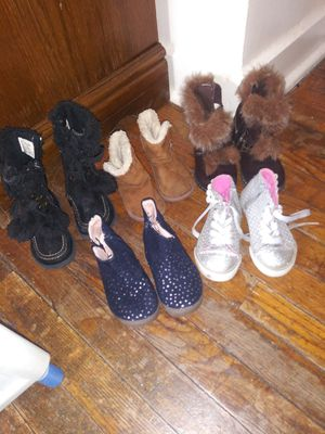 Toddler Girls boots & Shoes for Sale in Woonsocket, RI