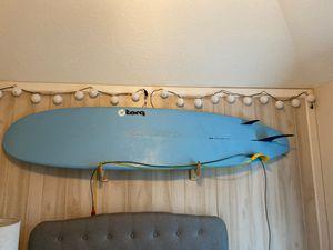 Torq surfboard long board for Sale in Dickinson, TX