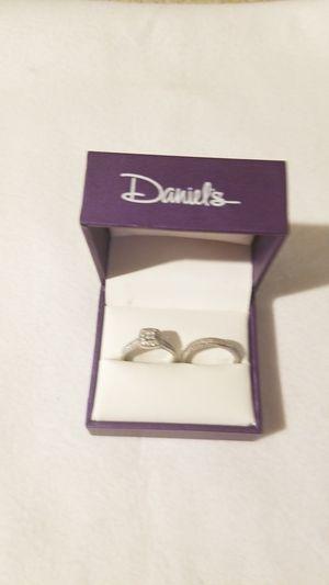 Daniel's jewelers Wedding Ring Set for Sale in Mesa, AZ