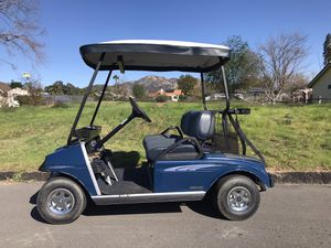 Club Car Golf Car (New 2020 Batteries) for Sale in Ramona, CA