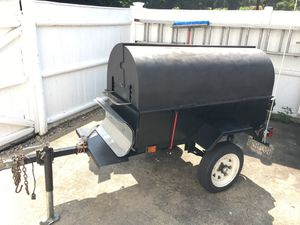 Gas trailer Outdoor Grill BBQ for Sale in Medfield, MA