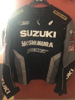 Joe rocket suzuki Gsxr jacket Large for Sale in Dundalk, MD