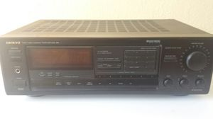 Onkyo Pro Home Theater A/V Receiver 5.1 for Sale in Sacramento, CA