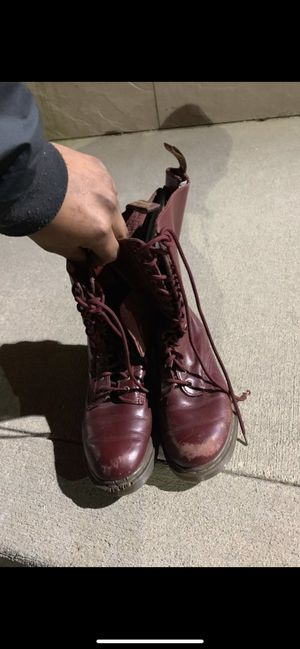 Doc marten boots for Sale in Cleveland, OH