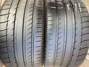 255 35 18 michelin 2 tires for Sale in Manassas, VA
