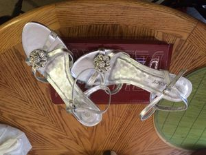 Women's Size 8 Wedding shoes for Sale in St. Louis, MO