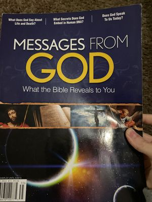 Messages from God Magazine for Sale in Las Vegas, NV
