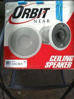 Orbit Ceiling Speakers for Sale in Union City,  CA