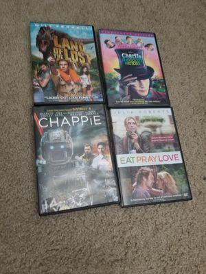 DVD Bundle 4 Movies for Sale in Levittown, PA