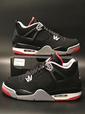 Jordan Bred 4 Size 7Y Brand New DS for Sale in Los Angeles, CA