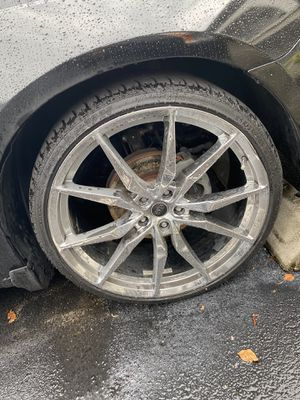 Brand New Rims and Tires 22nch . for Sale in Port St. Lucie, FL