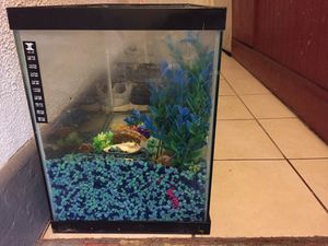 30 gallon fish tank no top for Sale in Staten Island, NY