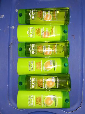Fructis shampoo and conditioner lot for Sale in Erie, PA