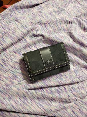 Coach wallet for Sale in Scottsdale, AZ