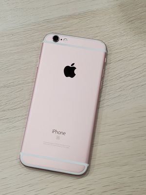 Pre-owned T-mobile iPhone 6s Pink 32 GB for Sale in Glenview, IL