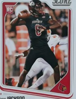 Lamar Jackson Rookie Card -Mint!!! for Sale in Normandy Park,  WA
