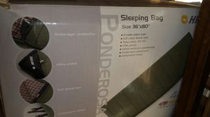 Hi Tec Ponderosa 4lb Sleeping Bag for Sale in Walnut, CA