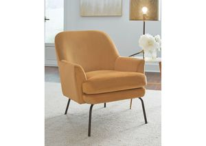 NEW IN THE BOX. DERICKA ACCENT CHAIR, SKU# A3000237C for Sale in Westminster, CA