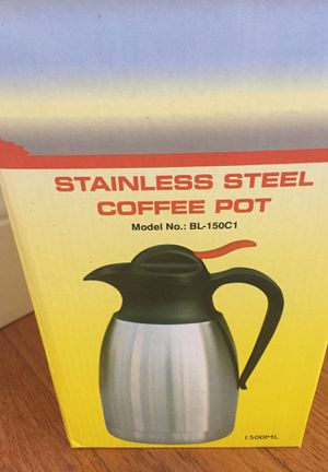 Coffee pot for Sale in Sully Station, VA