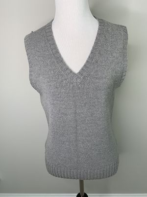 Brooks Brothers- Grey Wool Blend Sweater Vest for Sale in Mooresville, NC