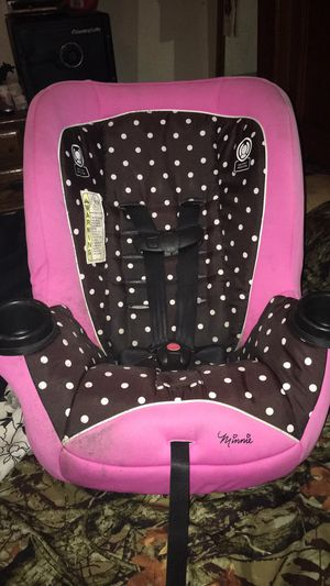Minnie Mouse car seat for Sale in Jackson, TN