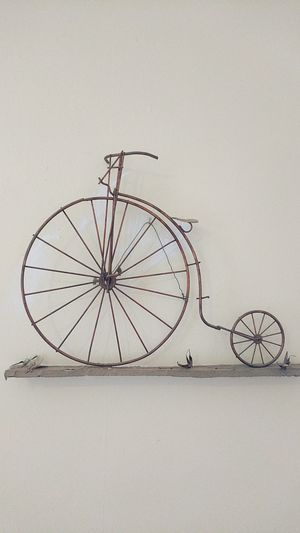 Bicycle Wall Hanging for Sale in Cleveland, OH