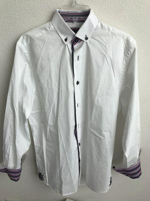 Coogi white Button Down for Sale in Austin, TX