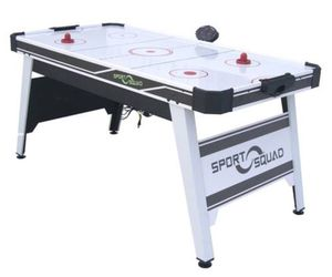 Brand New in box!! Sport Squad HX66 Air Hockey 66 in. with Table Tennis Conversion Top for Sale in Cedar Park, TX